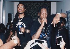 "Quavo, Lil Uzi Vert and Travis Scott headline the soundtrack to the new Fate of The Furious film with ""Go Off"" which you can stream below. The soundtrack arrives on streaming services tonight with additional appearances from Young Thug and Wiz Khalifa, Ty Dolla $ign, Kevin Gates and 21 Savage among others.