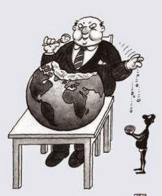 Marajá Literário: RIQUEZA E POBREZA Não podemos ser hipócritas ao ponto de pensar que todos são iguais diante dos desafios impostos pela vida. As circunstâncias sociais e existenciais de cada um são fundamentais para definir as probabilidades de vitória ou derrota na desigual luta por um lugar ao sol. Os bem-nascidos que o digam! Igualdade não existe entre os desiguais.