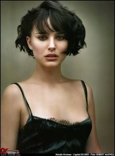Natalie Portman Will Never Grow Up – Celebrities Woman Cute Hairstyles For Short Hair, Hairstyles Haircuts, Short Hair Styles, Short Haircuts, Timeless Beauty, Classic Beauty, Natalie Portman Short Hair, Natalie Portman Style, Beautiful Celebrities