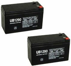 9Ah 12V Sealed BATTERY Fits Aqua Vu Marcum Vexilar 12VOLT - 2 Pack by UPG. $36.99. UB1290 12V 9AH - Absorbant Glass Mat (AGM) technology for superior performance. Valve regulated, spill proof construction allows safe operation in any position.  Common uses for the UB1290: Consumer Electronics, Electric Vehicles, Engine Starters, Golf Carts, Hunting, Lawn and Garden Tools, Medical Mobility, Motorcycles, Photography, Power sports, Portable Tools, Solar, Toys and Hobby, Acces...