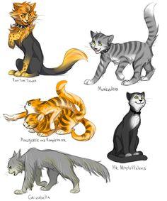 Cats by MisterKay.deviantart.com on @deviantART