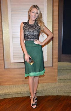 Only Shopping Blog - Fashion Blogger: Blake Lively, gli outfit più belli