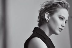 Watch Jennifer Lawrence Show Her Serious (and Quite Stunning) Side in This New Dior Video