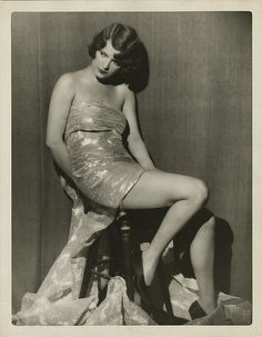 Yvonne Taylor by Clarence Sinclair Bull