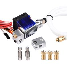 3D Printer Parts Heated Bed High Power Expansion Module MOS Tube Electric ASA