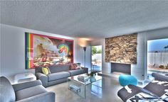 Mid-Century Home with Private Spa & Fireplace -VaycayHero