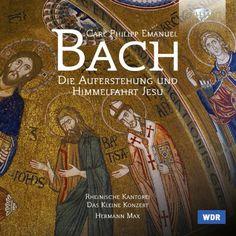 Das Kleine Kozert - Bach: Die Auferstuhung und Himmelfahrt Jesu