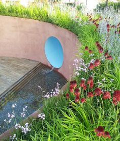 Finally done!!! Passerotti Landscape Studio presents The circle of Life. Hampton Court Flower Show 2015 @The_RHS