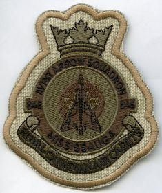 Royal Canadian Air Cadets - 845 Avro Arrow Squadron - Mississauga Patch Avro Arrow, Army Surplus, Notebook Covers, Custom Embroidery, Tactical Gear, Badge, Patches, Military, Laptop Sleeves