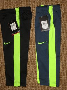 83bc5664e0f8 NEW NIKE TODDLER BOY S 2   2T THERMA FIT TRACKSUIT PANTS SET OF 2  Nike   Pants