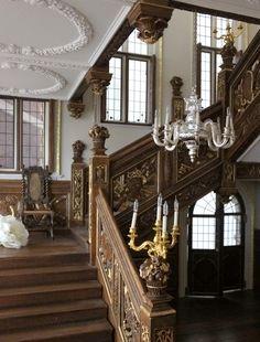 M&R Ham House Staircase