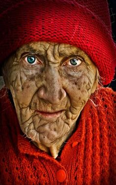 National Geographic portrait