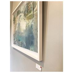 And another red dot. Three red dots in one morning. Just opened the doors @rochfortgallery in #northsydney. Exhibition now open -10 abstract contemporary artists showing strong beautiful creations in this beautiful state of the art gallery. Don't miss it.