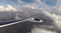 The early days for solar plane technology