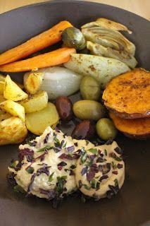 Vegan ohne Soja: Ofengemüse (Zusammenfassung)