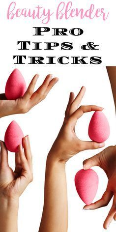 Are you getting the most out of your beauty blender?Click here and get our top Tips & Tricks!