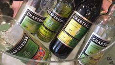 Dégustation de #chartreuse ! Cuvées spéciales Fous de Chartreuse - épiscopale = #Jaune et #Verte