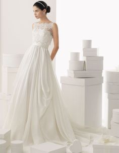 vestido de novia, wedding dress