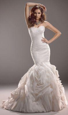 Estupendos vestidos de novia | Colección de vestidos de novia Maggie Sottero