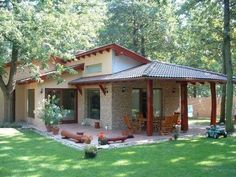 facades for country houses - 13 Great ideas of facades for country houses - fachadas para casas de c