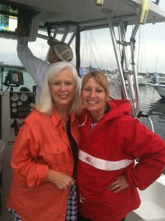 Fishing for walleye on Lake Erie!