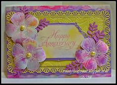 Stampendous - Fresh Bloom #2