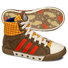 Toy Story 3 Adidas Sneakers | Disney Dreaming