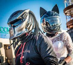 Beauty and the Beast Helmets.