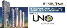 Rudra Uno, Sector 150, Noida Extension is very near to reach any place in Delhi/NCR region. In This Rudra Uno is Newly Launched Residential Project. Mainly the projects that are constructing with famous builders are just next to it. For More Information:-  http://www.rudrauno.org/