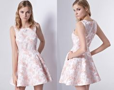 Robe rose pastel morgan