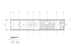 55 Blair Road / Ong & Ong - first floor plan
