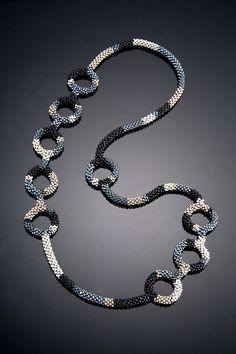 Black & Silver Rope