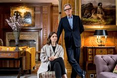 In this photo, Carey Mulligan finally looks old enough to play Aurora Blunton, Cambridge grad, writer, reporter, and tabloid-busting heroine in 'Adventures in Paradise' ...   Carey Mulligan and Bill Nighy Prepare 'Skylight' for Broadway - NYTimes.com