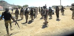 9 Soldiers Currently Feared Dead in Borno as Boko Haram Attacks Oil Workers