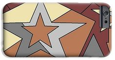 iPhone 6s and Galaxy Cases of 'Texas Stars 2' by Sumi e Master Linda Velasquez. All My Apparel in SHOP at top of site.
