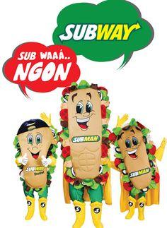 subway eat fresh   Thưởng thức 'Eat fresh' cùng Subway - Yahoo! Tin tức Việt ... Bowser, Fresh, Fictional Characters, Fantasy Characters