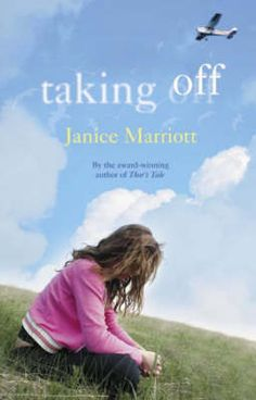Taking Off by Janice Marriott.Alana is twelve and she's slowly losing her sight. Her father, a talented music producer, is already blind, and she's due to take another eye test in Wellington. She already knows what the verdict will be, and she's not coping with the idea of living without sight, and the way her life will change.