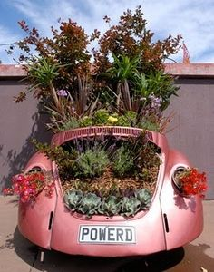 How to Recycle: Guerilla Gardening