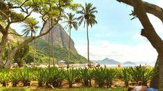 Praia Vermelha, Rio de Janeiro, Brazil, Vacation 2016'