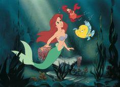 """Sigue el canto de """"La Sirenita"""" Ariel Edición de Diamante"""
