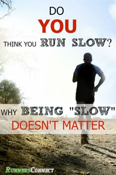 """Are you guilty of saying that you are """"too slow""""? Most of us have said it at some point, but take a read of this article to see why it does not matter, and how you can avoid feeling inadequate."""