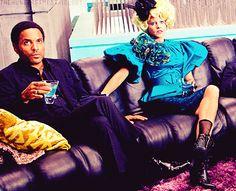 Cinna and Effie