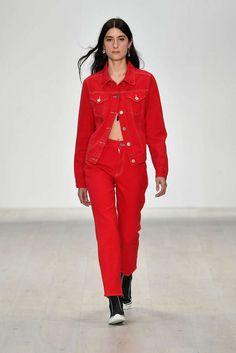 Vale Denim, Automne/Hiver 2018, Sydney, Womenswear