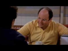 """Seinfeld: George tries to say """"I Love You"""""""