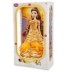 Limited-Edition Collectible Belle Doll