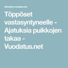 Töppöset vastasyntyneelle - Ajatuksia puikkojen takaa - Vuodatus.net