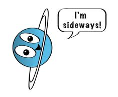 For Kids: Learn all about Uranus! G Names, Weird Names, Funny Names, Ice Giant, Carl Sagan, Science For Kids, Reading Comprehension, Solar System, Astronomy