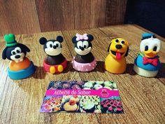 Turma do Mickey - Atheliê do Sabor
