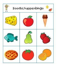 Winkelen, boodschappen doen, supermarkt: Boodschappenbingo Bingo, Bon Appetit, Preschool Food, Restaurant 2, Food Themes, Too Cool For School, Diy And Crafts, Healthy Recipes, Activities