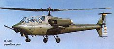 Aviones Caza y de Ataque: YAH-63
